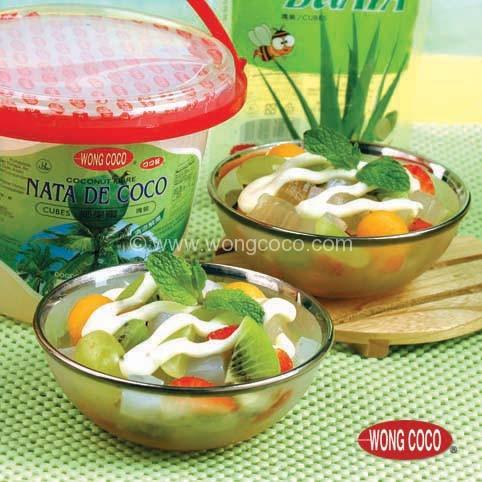 Salad Buah Wong Coco