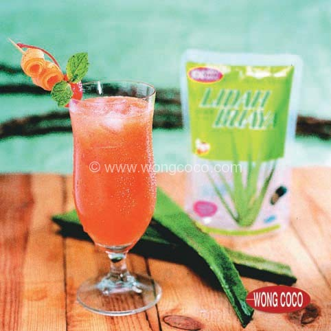 Jus Madu Tomat Wong Coco
