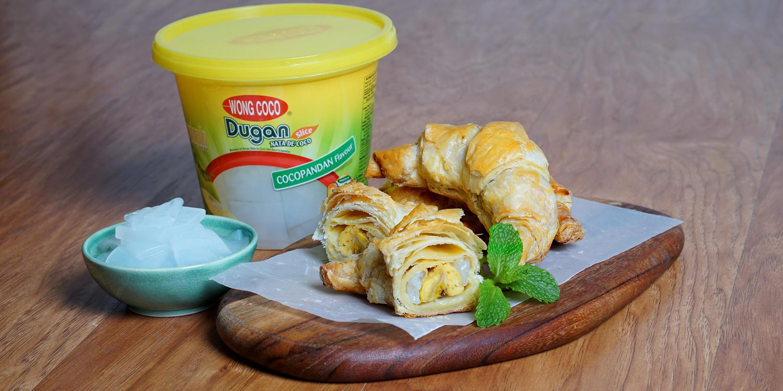 Croissant Isi Pisang Wong Coco Dugan
