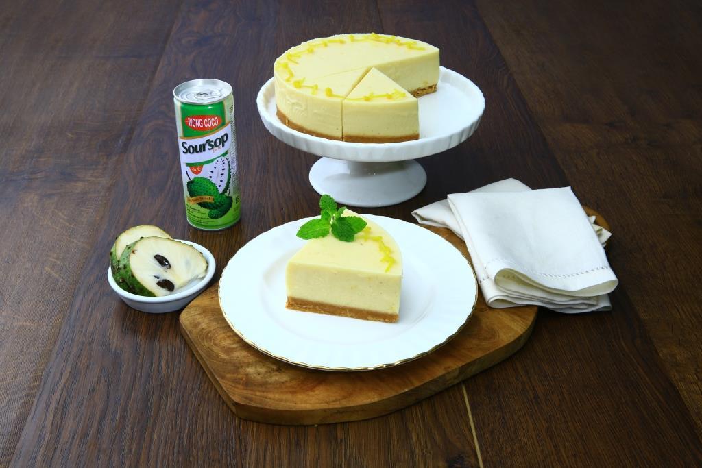 Cheese Cake Sirsak Wong Coco