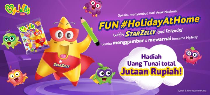 Activity Fun #HolidayAtHome