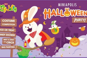 Miniapolis Halloween Party