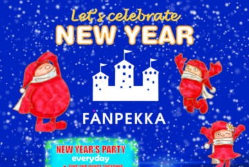 Let's Celebrate New Year with FANPEKKA