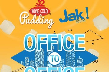 OFFICE TO OFFICE WONG COCO PUDDING JAK! 101 FM