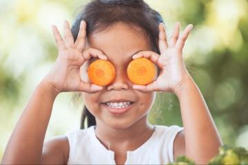 Rutin Makan Wortel Bisa Menurunkan Minus pada Mata, Benarkah?