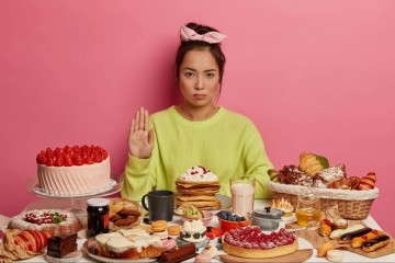 Tips Mengurangi Nafsu Makan yang Berlebih